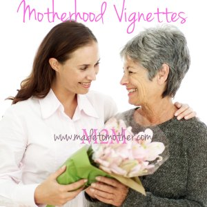 motherhood vignettes