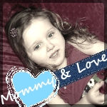 Mommy & Love Button