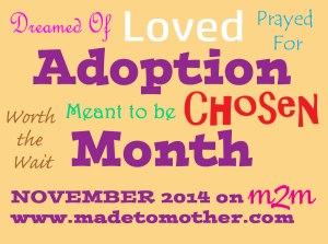 Adoption-Month